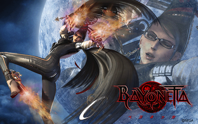 Bayonetta title