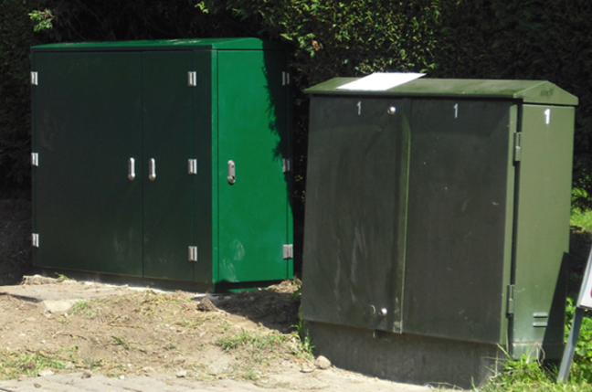 BT street cabinet