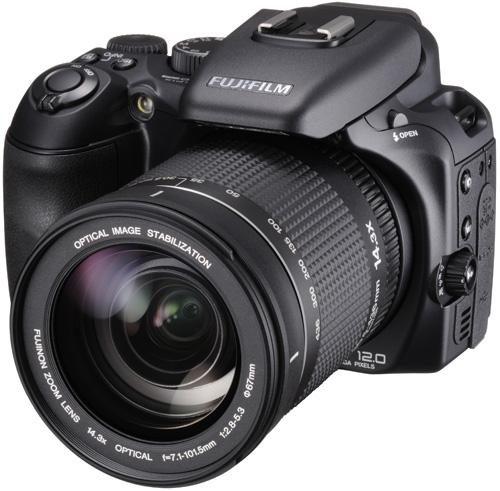 FujiFilm S200 EXR