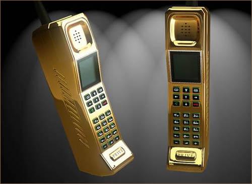 Stuart Hughes Privé Phone