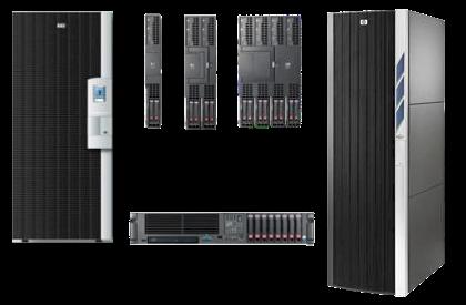HP Tukwila Itanium Systems
