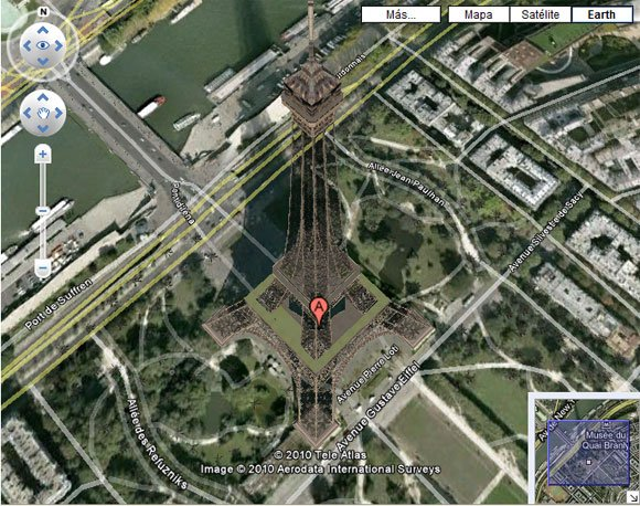 Google maps absorbs earth view the register earth view on google maps gumiabroncs Images