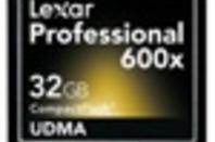 Lexar 600x CompactFlash
