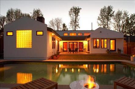 Zenergy Prototype House exterior. Credit: REAS