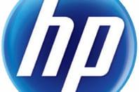 New HP logo