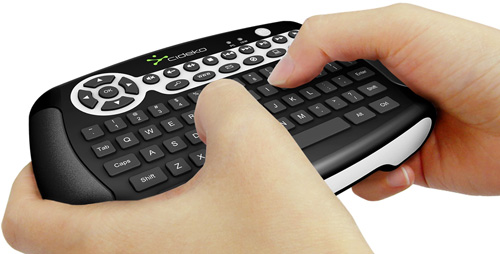 Cideko Air Keyboard motion controller • The Register