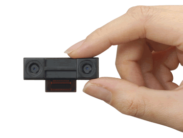 Sharp 3D mobile cam module