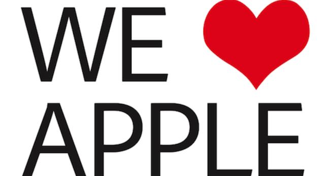 Adobe loves Apple