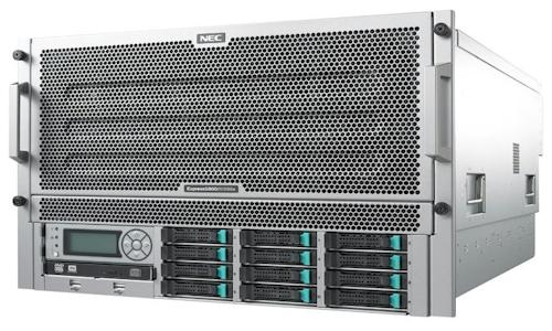 NEC Express 5800 Nehalem EX Box