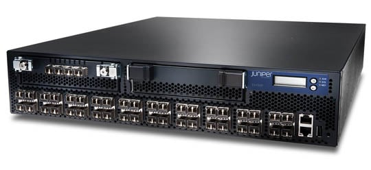 Juniper Networks EX4500 10/1 Gigabit Ethernet switch
