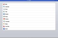 iPad Apps - Google
