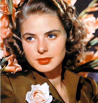 Ingrid Bergman Super
