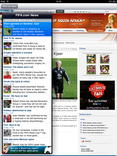 2010 Football News HD