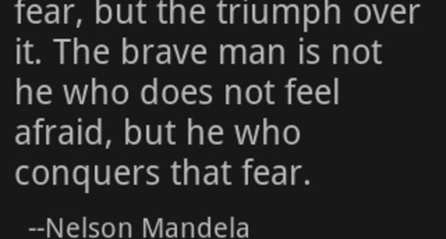 Mandelaisms