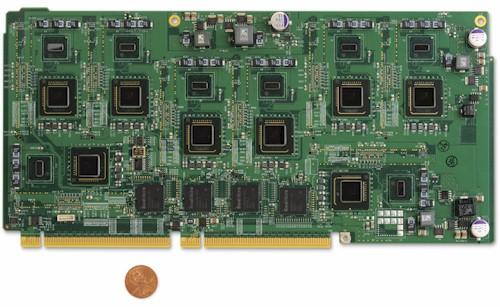 SeaMicro Atom Server Board