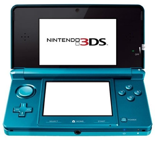nintendo shows off 3d ds the register. Black Bedroom Furniture Sets. Home Design Ideas