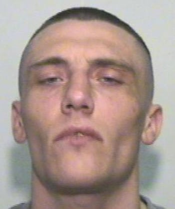 Police photo of Stephen Taylor