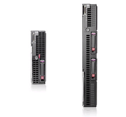 HP ProLiant BL485c and BL685c Blades