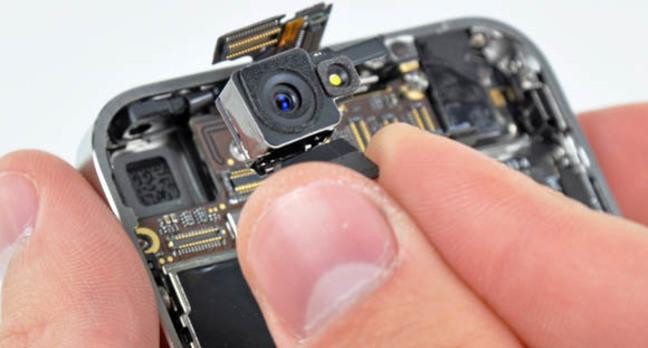 iPhone 4 main camera