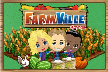 Farmville on the iPhone