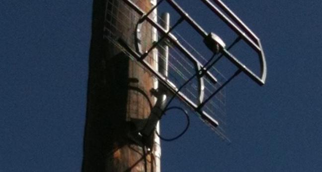 White Space Antenna