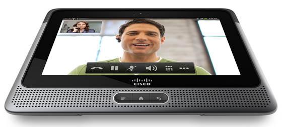 Cisco Cius: the businessman's iPad