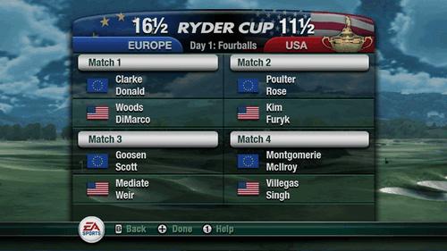 Tiger Woods 2011