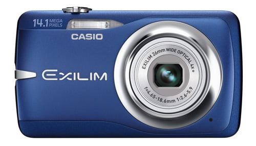 Casio EX-Z550