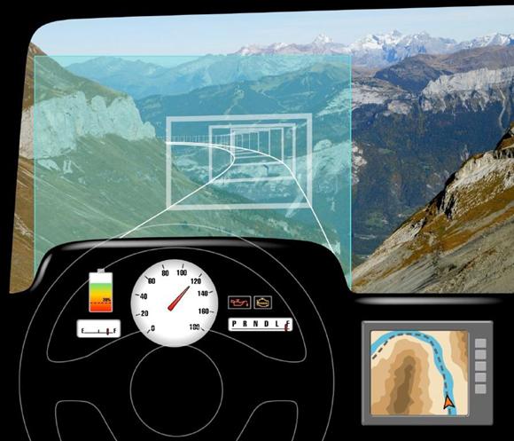 Flight controls for the Tyrannos flying car. Credit: Logi Aerospace
