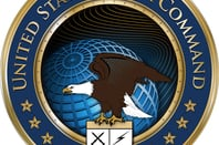 The US Cyber Command official seal