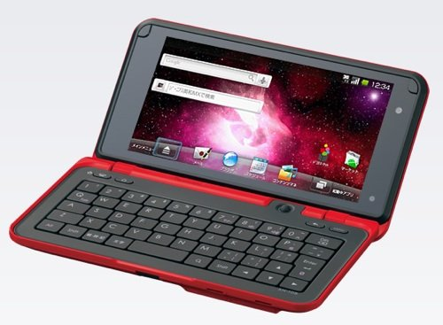 Sharp cuts palmtop from Android cloth • The Register