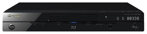 Pioneer BDP-330 Blu-ray Disc player