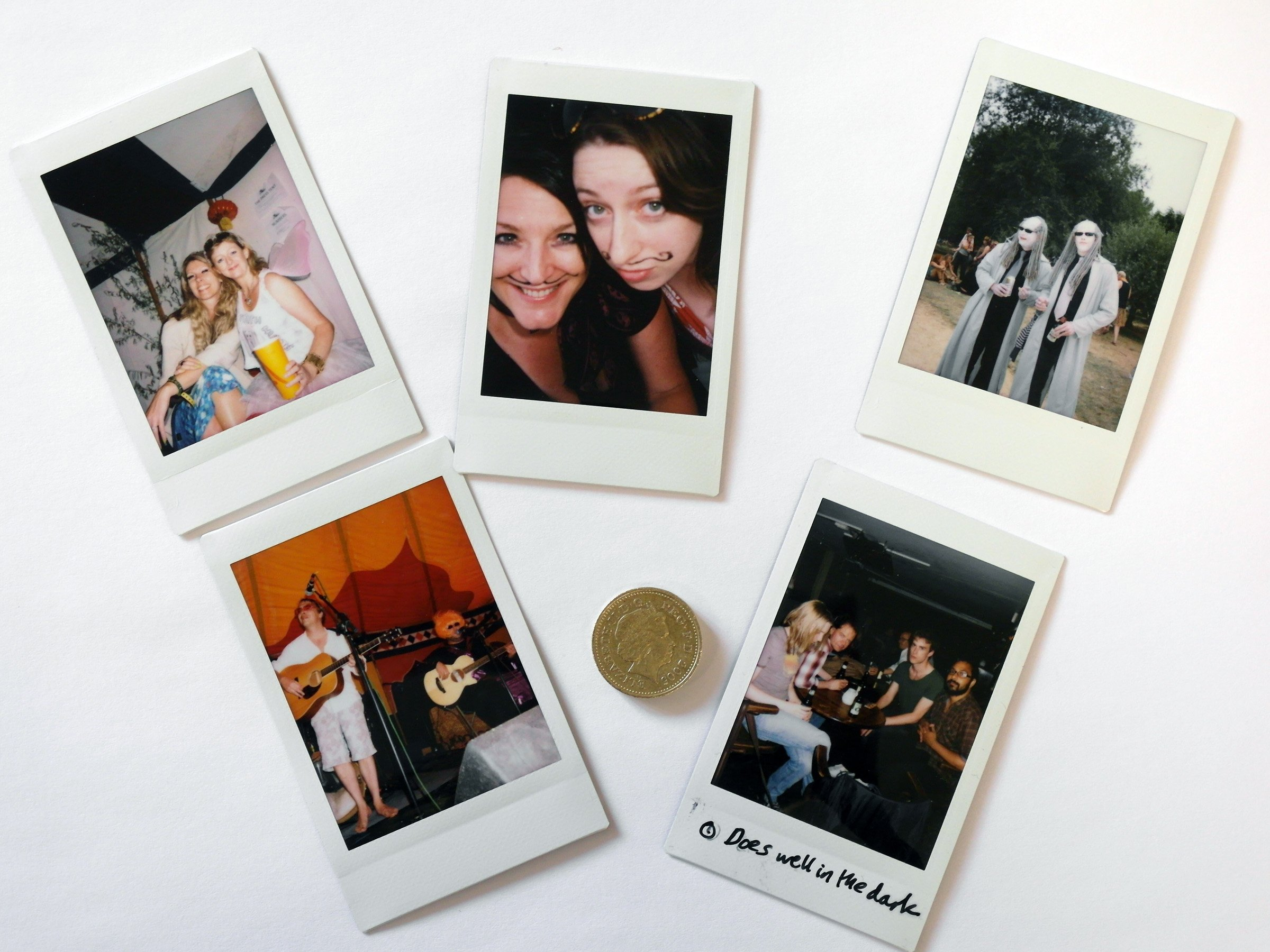 Change 2010 Style >> Polaroid 300 instant print camera • The Register