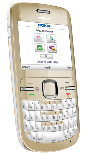 Nokia C3 • The Register
