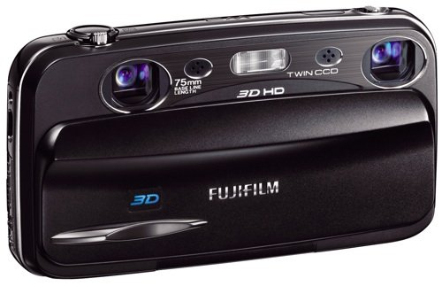 Fujifilm FinePix True 3D W3