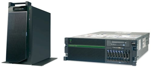 IBM Power 720 and 740 servers