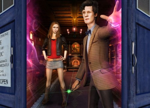 Doctor Who: The Adventure Games 3