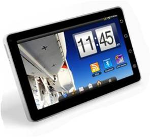 Viewsonic 7in Android tablet