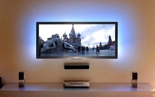 philips unwraps cinemascope ratio 3d tv the register. Black Bedroom Furniture Sets. Home Design Ideas