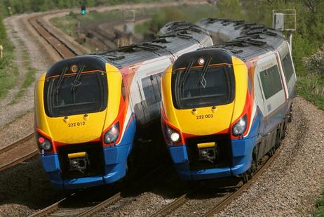 East Midlands Trains Meridian locos