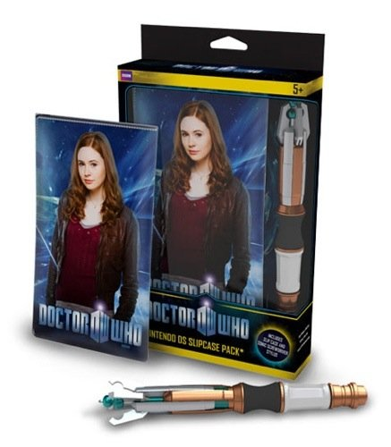 Amy Pond DS case