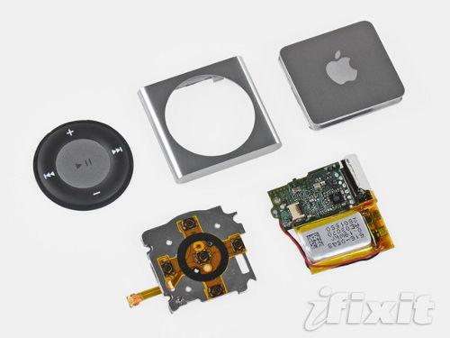 iFixit iPod Shuffle teardown
