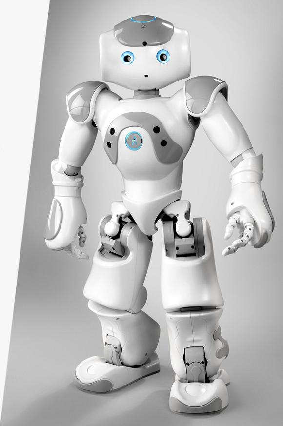 The Aldebaran Nao robot. Credit: Aldebaran