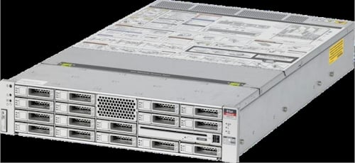 Oracle Sparc T3-1 Server