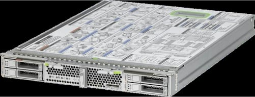 Oracle Sparc T3-1B Server