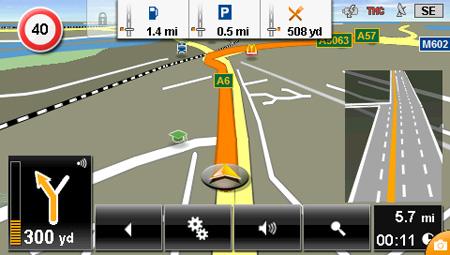 Navigon 70 Plus