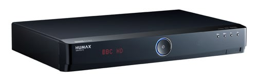 Humax HDR-Fox T2 Freeview HD recorder