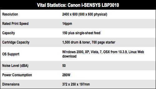 Canon-i-SENSYS LBP3010