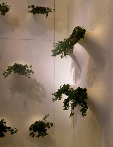 Cristalplant 3D Wall