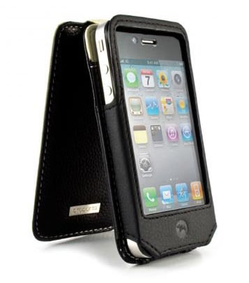 Proporta Aluminium Lined Leather Case
